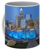 Bearden Blue Coffee Mug by Chris Austin