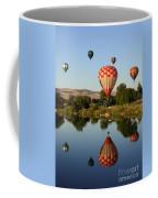 Beautiful Balloon Day Coffee Mug by Carol Groenen