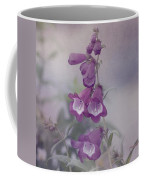 Beauty In Purple Coffee Mug by Kim Hojnacki