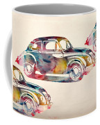 Beetle Car Coffee Mug by Mark Ashkenazi