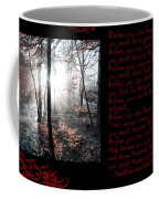 Before You Can Coffee Mug by Bill Cannon