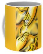 Belief Coffee Mug by Leon Zernitsky