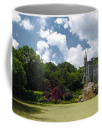 Belvedere Castle Turtle Pond Central Park Coffee Mug by Amy Cicconi