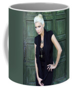 Bewitching Beauty Palm Springs Coffee Mug by William Dey