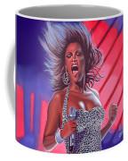 Beyonce Coffee Mug by Paul Meijering