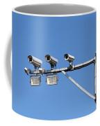 Big Brother Coffee Mug by Michal Boubin