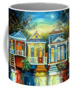 Big Easy Moon Coffee Mug by Diane Millsap