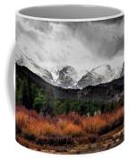 Big Storm Coffee Mug by Jon Burch Photography