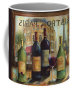 Bistro De Paris Coffee Mug by Marilyn Dunlap
