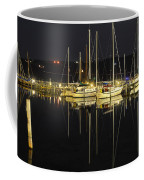Black As Night Coffee Mug by Frozen in Time Fine Art Photography