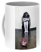 Bleeding Heart Coffee Mug by Joana Kruse