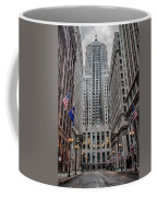 Board Of Trade Coffee Mug by Mike Burgquist