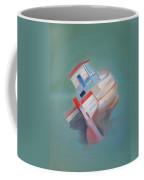 Boat Retired  Tavira Coffee Mug by Charles Stuart