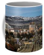 Boise Idaho Coffee Mug by Robert Bales