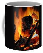 Bonfire  Coffee Mug by Chris Berry