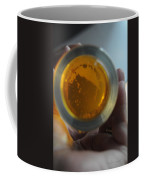 Bottom's Up Coffee Mug by Paulette B Wright