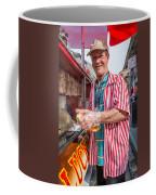 Bourbon Street - Lucky Dog And A Smile Coffee Mug by Steve Harrington