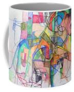 bSeter Elyion 28 Coffee Mug by David Baruch Wolk