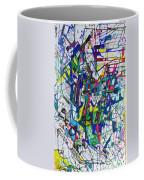 bSeter Elyion 32 Coffee Mug by David Baruch Wolk