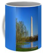 Bucolic Washington Coffee Mug by Olivier Le Queinec