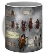 Bug Collector - The Insect Collection  Coffee Mug by Mike Savad