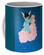 Building A Cloudman Coffee Mug by Pamela Allegretto