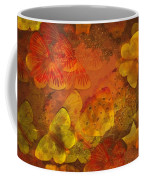 Butterfly Abstract 2 Coffee Mug by David Dehner