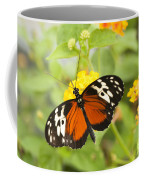 Butterfly Wings Coffee Mug by Anne Gilbert