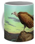 Buzzard Rock Coffee Mug by James W Johnson