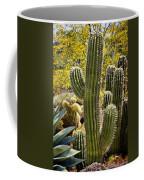 Cacti Habitat Coffee Mug by Kelley King