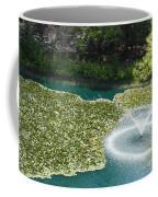 Calistoga Summer Coffee Mug by Mini Arora