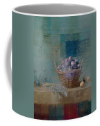 Campagnard - Rustic Still Life - J085079161f Coffee Mug by Variance Collections