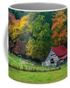 Candy Mountain Coffee Mug by Debra and Dave Vanderlaan