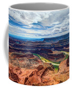 Canyon Country Coffee Mug by Chad Dutson