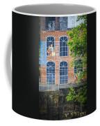Capitola Cotton Yarn Mill Coffee Mug by Carolyn Marshall