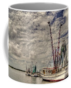 Captain Phillips Coffee Mug by Benanne Stiens