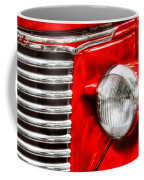 Car - Chevrolet Coffee Mug by Mike Savad