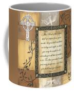 Caramel Scripture Coffee Mug by Debbie DeWitt