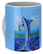 Caribbean Blue Off0041 Coffee Mug by Carey Chen