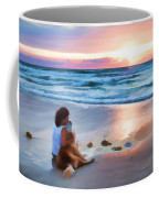 Caro Y Bella Coffee Mug by Alice Gipson