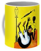 Cartoon 07 Coffee Mug by Svetlana Sewell