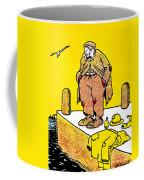 Cartoon 09 Coffee Mug by Svetlana Sewell