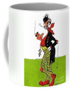 Cartoon 10 Coffee Mug by Svetlana Sewell