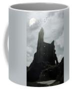 Castle Ruin Coffee Mug by Joana Kruse