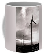 Catch The Wind Coffee Mug by Olivier Le Queinec