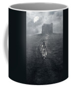 Chapel In Mist Coffee Mug by Joana Kruse