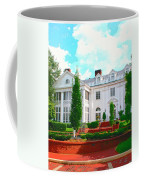 Charlotte Estate Charlotte Nc Coffee Mug by William Dey