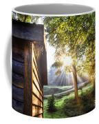 Charlotte's Web Coffee Mug by Debra and Dave Vanderlaan