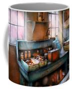 Chemist - Making Glue Coffee Mug by Mike Savad