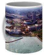 Chicago Museum Park Coffee Mug by Thomas Woolworth